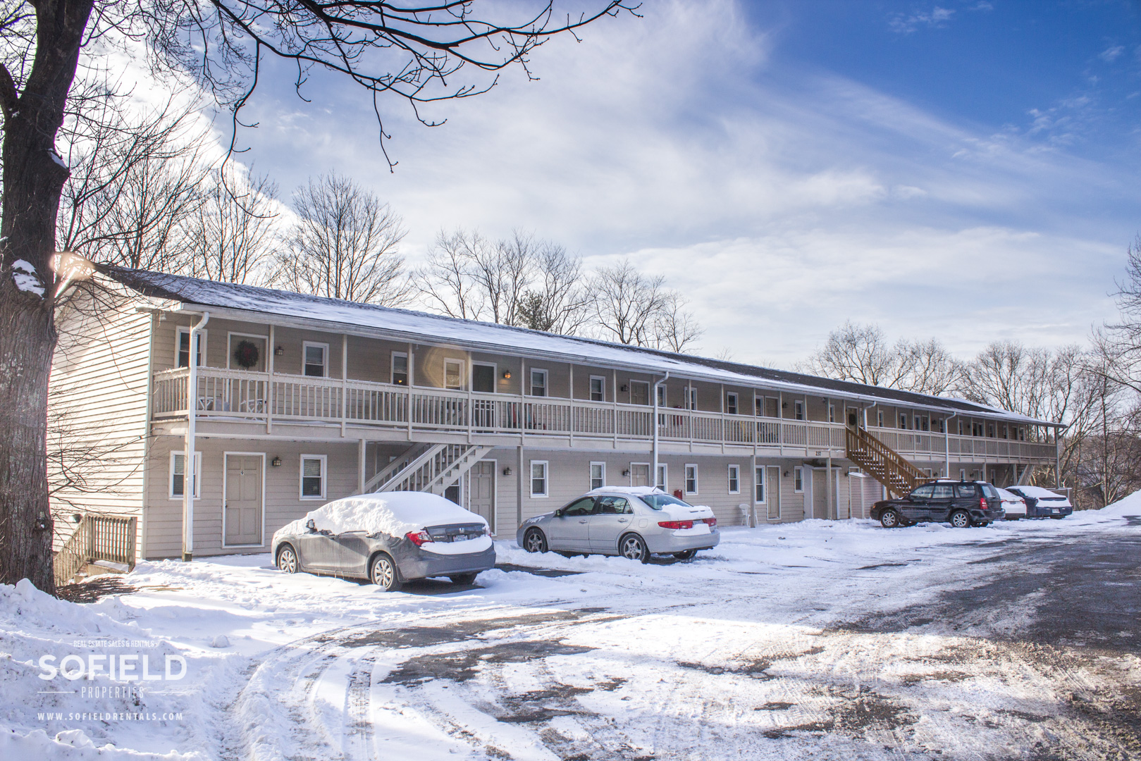 Bloomfield #24 Boone Apartment Rentals