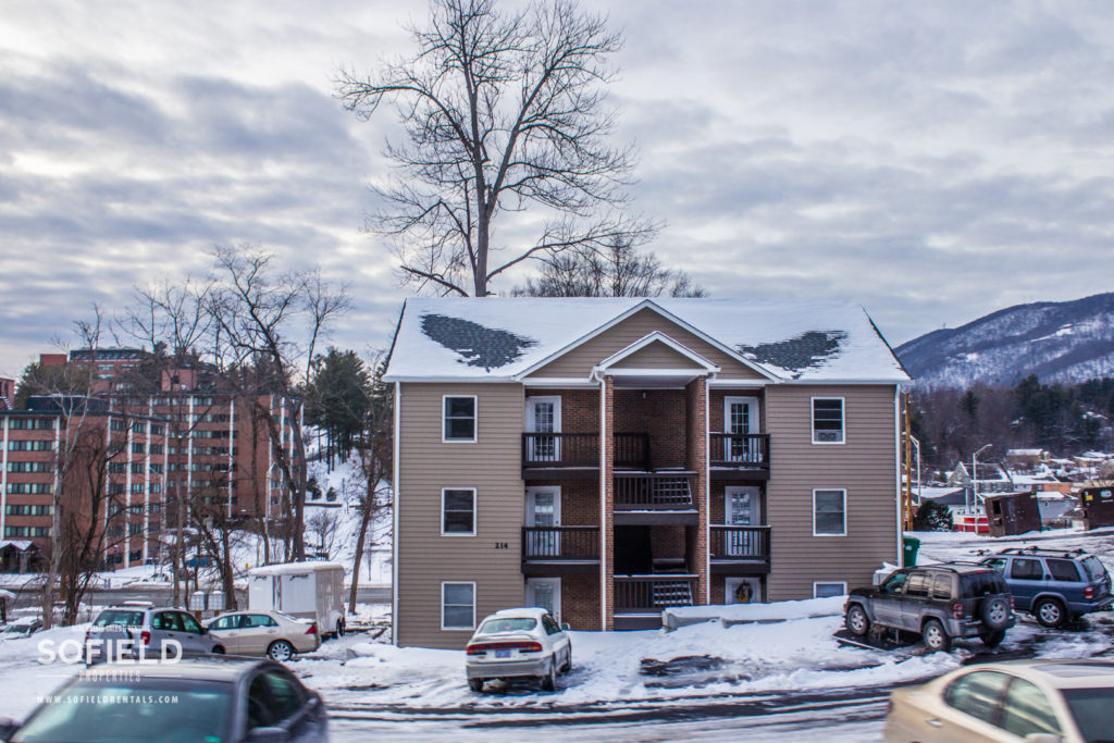 Plymouth Trace A1 - Boone Apartment for Rent   Sofield Rentals
