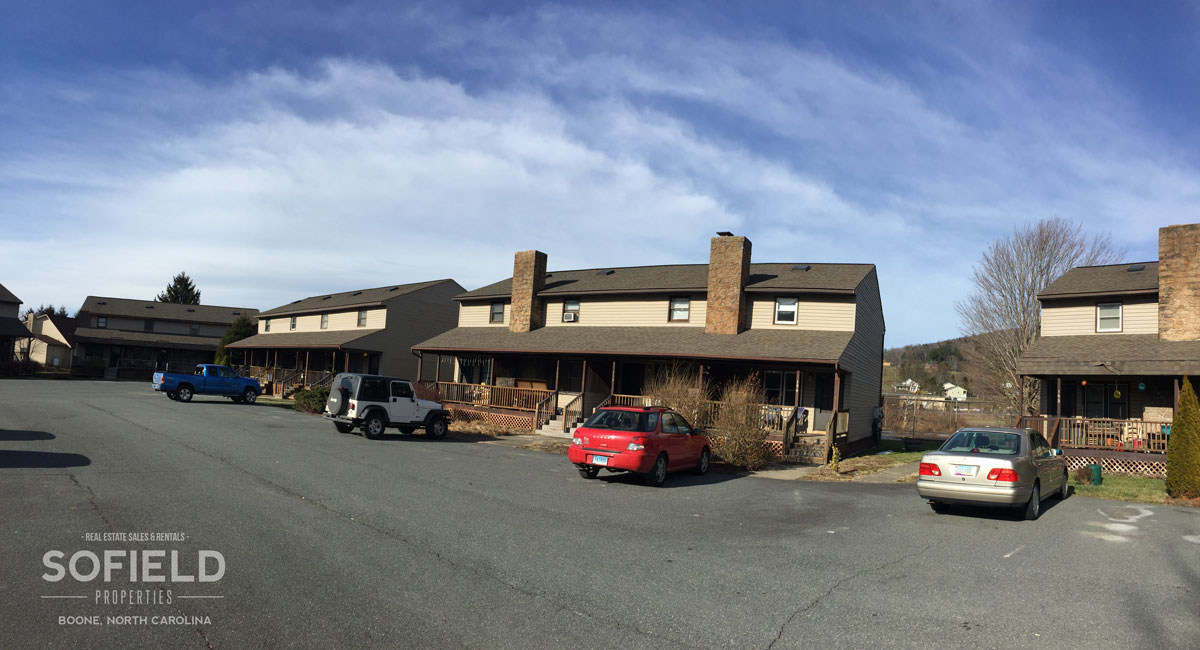 Kellwood Apartments in Boone NC for Rent
